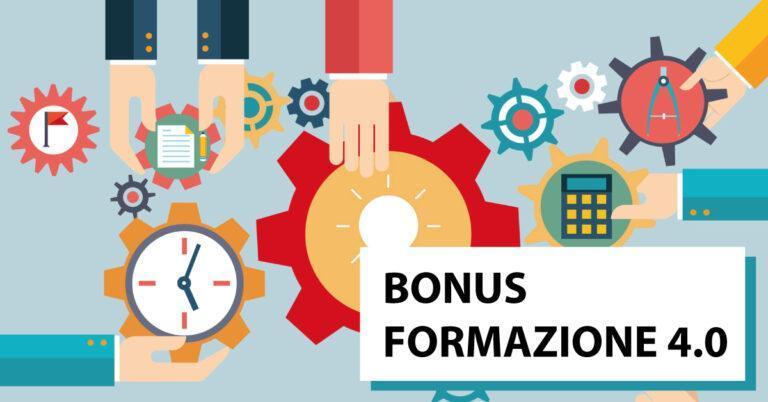 Bonus Formazione 4.0