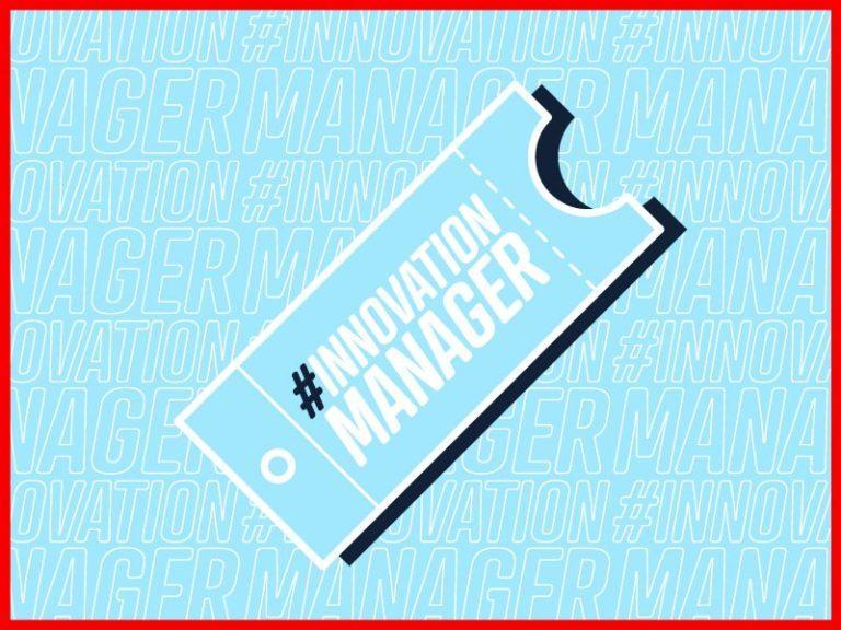 #INNOVATIONMANAGER